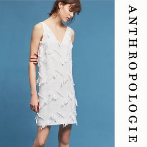 🎉🎉HOST PICK Anthropologie Fringe Minidress🎉🎉